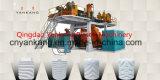 Automatisches Blasformverfahren, das Maschine für Wasser-Becken herstellt. Ladeplatte, IBC, Werkzeugkasten