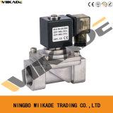 Wiikade PU220 Series 22va Stainless Steel Solenoid Valves