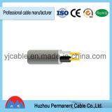 Câble de fil électrique isolé par PVC chaud de câble de vente de BVV
