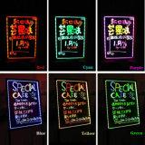 Scheda di scrittura di fluorescenza del LED