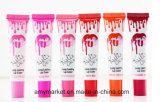Kylie Koko Long Lasting Lip Color Peeling off Liquid Lipstick 2017 Mais recente Peel off Lipgloss 6 Color / Box