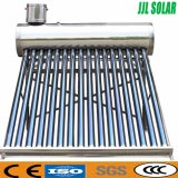 低圧のNon-Pressurized真空管のソーラーコレクタSolar Energyシステム熱湯タンク太陽給湯装置