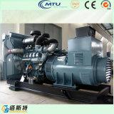 La production d'électricité 1000kw ouvrent le type groupe électrogène diesel