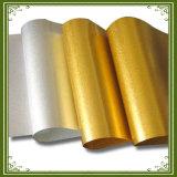 Lámina para gofrar caliente modificada para requisitos particulares/lámina para gofrar caliente del sellado caliente de la hoja/del color multi