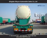 De Aanhangwagen van de Tanker van de Vrachtwagen van het Cement van de tri-as met Dieselmotor