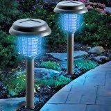 Luzes solares UV de 1 jardim do diodo emissor de luz com Repellent do mosquito