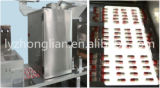 Tipo automático tubo de ensaio da placa da eficiência Dpp-260 elevada e máquina de empacotamento da bolha da ampola
