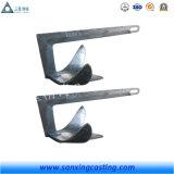 OEM de alta precisión de acero inoxidable Inversión de fundición de piezas de maquinaria para la minería