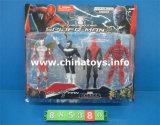 """DIYの昇進は新型のおもちゃ、セットされるプラスチック6 """"人形をもてあそぶ(885383)"""