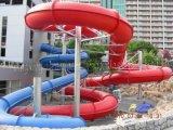 Скольжение воды стеклоткани Waterpark для сбывания