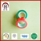 Adhesivo PVC cinta eléctrica para el aislamiento