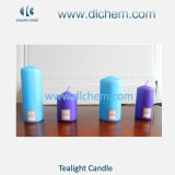 Taper Pillar Stick / Cera doméstica Natal White Tealight Candles # 05