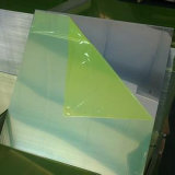 Folha de alumínio reflexiva do revestimento azul do espelho da película 1060 H18/H16