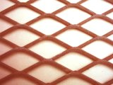Iron galvanizzato Expaned Wire Mesh in Sheet