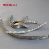 Connecteur flexible rond de cuivre bidon