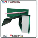 Коробка индикации упаковки коробки пер индикации бумаги коробки пер подарка карандаша древесины упаковывая пластичная (Ys12B)
