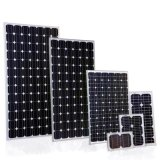 300W代替エネルギーのモノクリスタル光起電太陽電池パネル