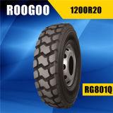 Neumáticos de la alta calidad de la venta al por mayor del precio bajo para el neumático radial de los carros 12.00r20