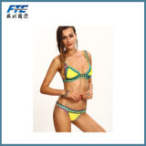 2017 de Bikini Swimwear van de Slijtage van het Strand van de Bikini van de Vrouw