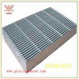 溝カバーで使用される明白な様式の鋼鉄格子