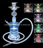 Qualitäts-Huka-China-Huka Glass Huka Shisha mit LED