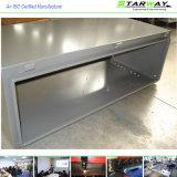 Fabricação de metal da folha da caixa do metal do aço inoxidável