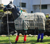 Warme schwere Pferden-Wolldecken für Winter
