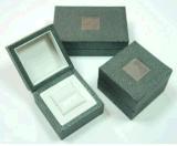 ورق مقوّى [جولري بوإكس/] مجوهرات يعبّئ صندوق
