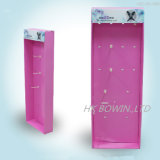 Supply Pop Cardboard Display Floor Stand