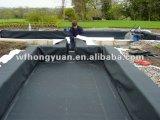 membrana impermeável modificada autoadesiva do betume da película de /HDPE /EVA do PE de 2.0 milímetros para o telhado /Garage /Basement /Underground /Underlay (ISO)