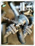 Piccola valvola di globo saldata elettrica (J965Y-32mm)