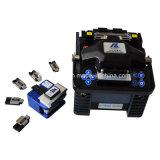 Colleuse automatique de épissure de fusion certifiée par Ce/ISO de machine du transport gratuit 7s de DHL