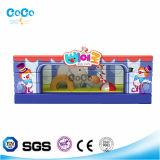 Kinder geliebtes Cocowater konzipieren aufblasbaren Zirkus-Thema-Prahler LG9031