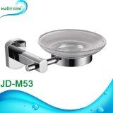 Moderner Entwurfs-Badezimmer-Seifen-Halter mit Teller
