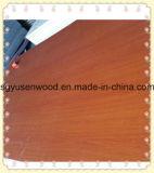 Diversos colores de la madera contrachapada de la melamina para la cabina