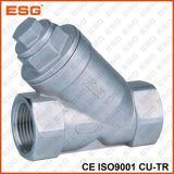 600 Serien-Edelstahl-Grobfilter