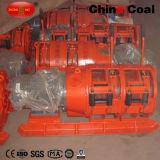 耐圧防爆鉱山ワイヤーロープの電気ウィンチ