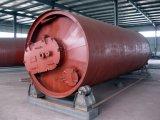 Pneumatico residuo alla pianta diesel di raffinamento con l'alimentazione auto