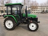 50HP Farming Tractor con Front Loader e Backhoe