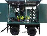 Raffineria di petrolio industriale di Zym, macchina del purificatore di olio