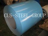 Bobinas do aço do Galvalume da cor G550/chapa de aço pré-imprimida de Aluzinc