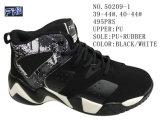 Numéro 50209 trois chaussures d'action de sport d'unité centrale Outsole de couleurs