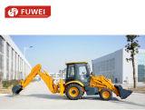 Ladevorrichtungs-Schienen-Ochse-Ladevorrichtung des Löffelbagger-Wb100 für Verkauf