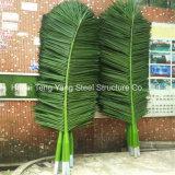 Tour de palmier en acier Q235 personnalisé en usine