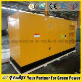 Gas-Generator 25-125kw, Kraftstoff: Ng, CNG, LNG, LPG, Biogas