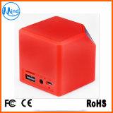 Il mini altoparlante senza fili di illuminazione il LED Bluetooth di buona qualità con Ce, RoHS, FCC ha dimostrato il mini altoparlante senza fili portatile di Bluetooth (MX3)