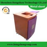 Fabricación de metal modificada para requisitos particulares de hoja del CNC que trabaja a máquina