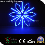 LED Reason Hanging Christmas Rope Reason Snowflake Lights