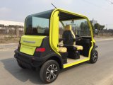 Un'automobile elettrica di golf A7 di 4 Seater