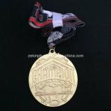 Медали конкуренции таможни идущие с талрепом для пожалований